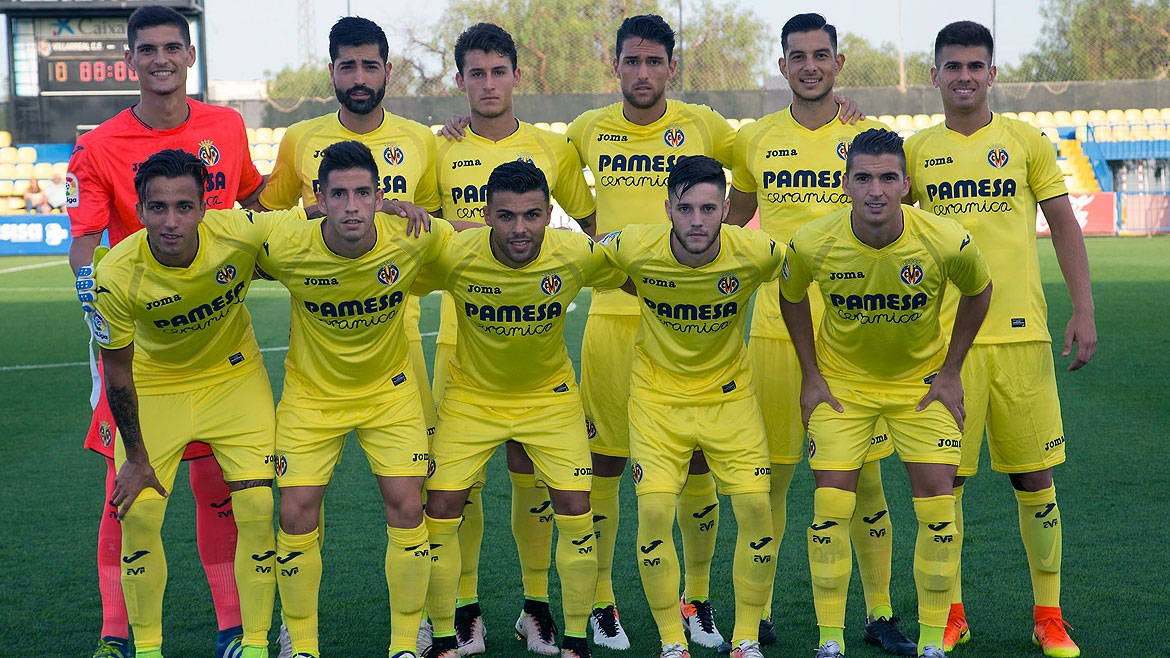'Villarreal Reserves and Academy Match' channel returns