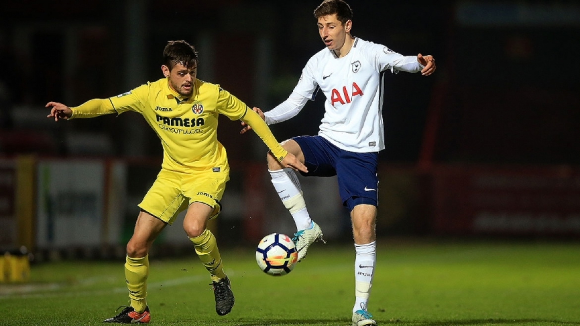 Villarreal B return to the Premier League Intl. Cup