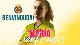 Hard work and talent for the Villarreal Women midfield