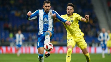 Villarreal lose against Espanyol