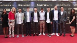 Academy triumph at the 2017 Golsmedia Awards
