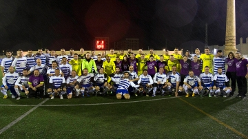 Villarreal and Vinaròs legends together for Creixem