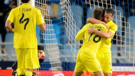 Denis Suárez leads the Yellows to victory at Anoeta (0-2)