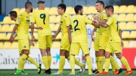 El Villarreal C sigue imparable (0-1)