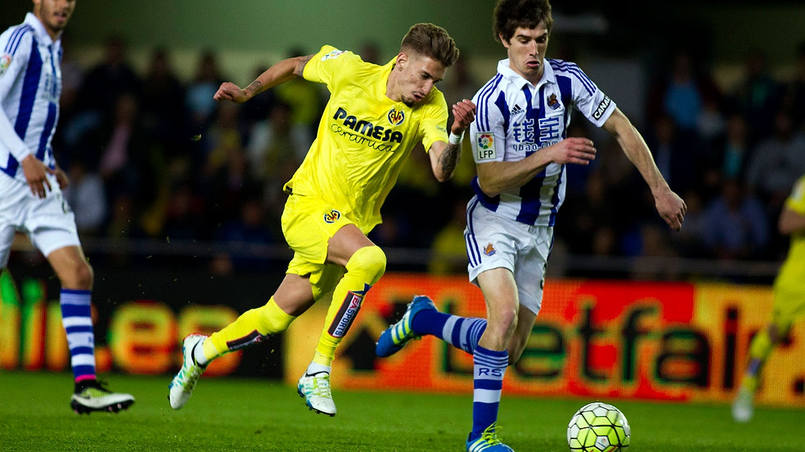 Schedule change for Villarreal-Real Sociedad