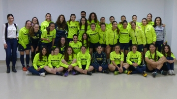 Villarreal CF Ladies 1-0 Skin cancer