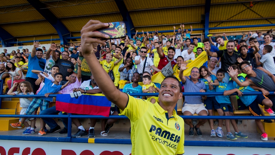 "Bacca: ""I promise to work hard and give my all"""