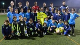 El Alqueries CF, un club familiar ligado al Villarreal