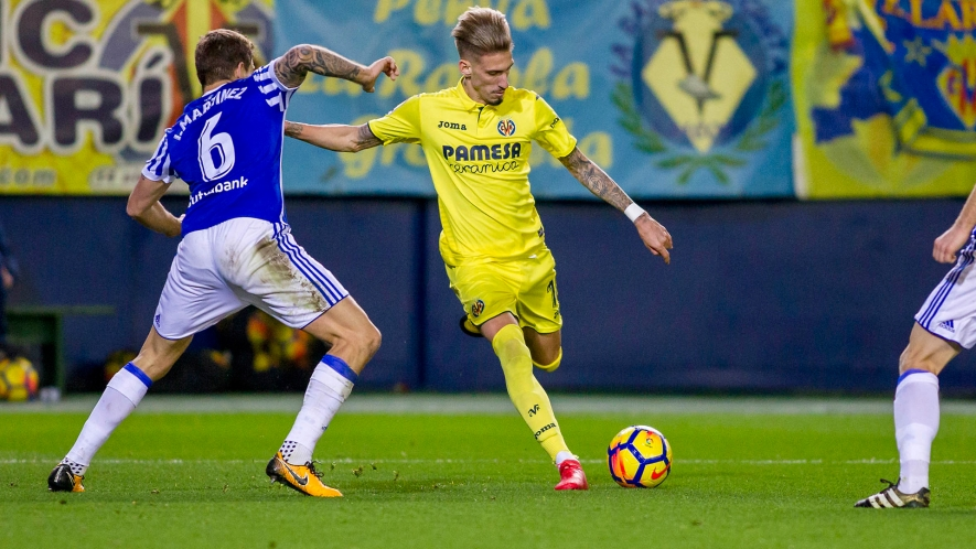 Villarreal-Real Sociedad, 18th August at 8:15pm