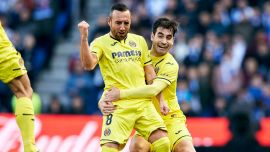 Enjoy the Yellows' win over Real Sociedad (1-2)!