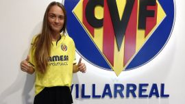 Speed and goalscoring prowess for Villarreal Women