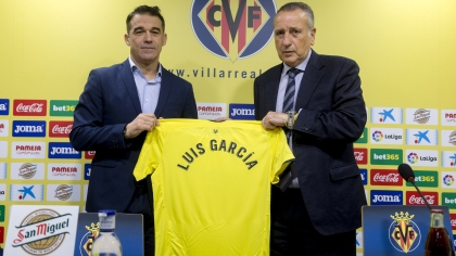 """I'm so excited to return to Villarreal"""