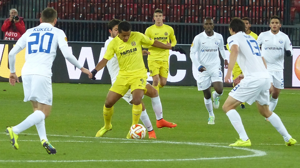 Villarreal loses in Zürich