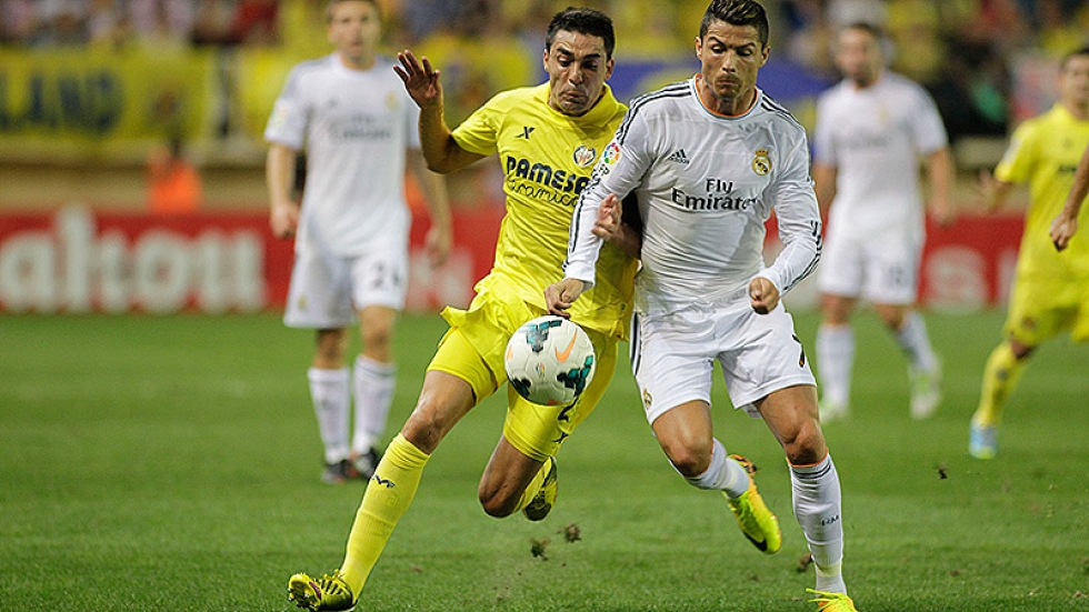 Real Madrid v Villarreal, Saturday February 8th at 8 pm