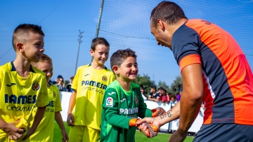 Sign up for the Villarreal Easter Campus!