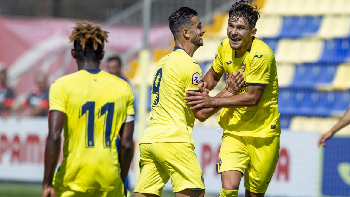 PHOTO: Villarreal B end 2018 as the best reserves side in Spain.