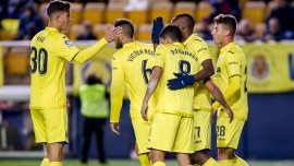 Triumph for the Yellows Academy