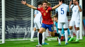 Spain U18 call up four Yellows