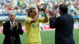 Forlán, a golden goalscorer