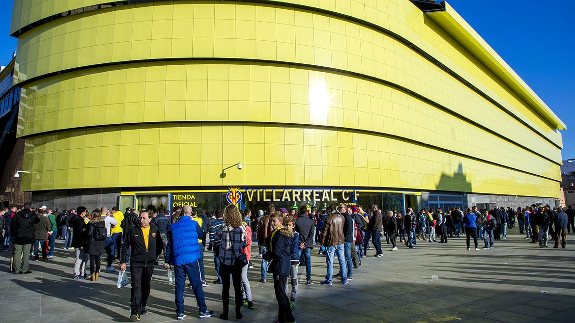 Villarreal's new Official Shop is now open