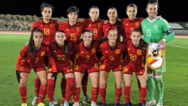 Spain U17s call up Nerea Vicente