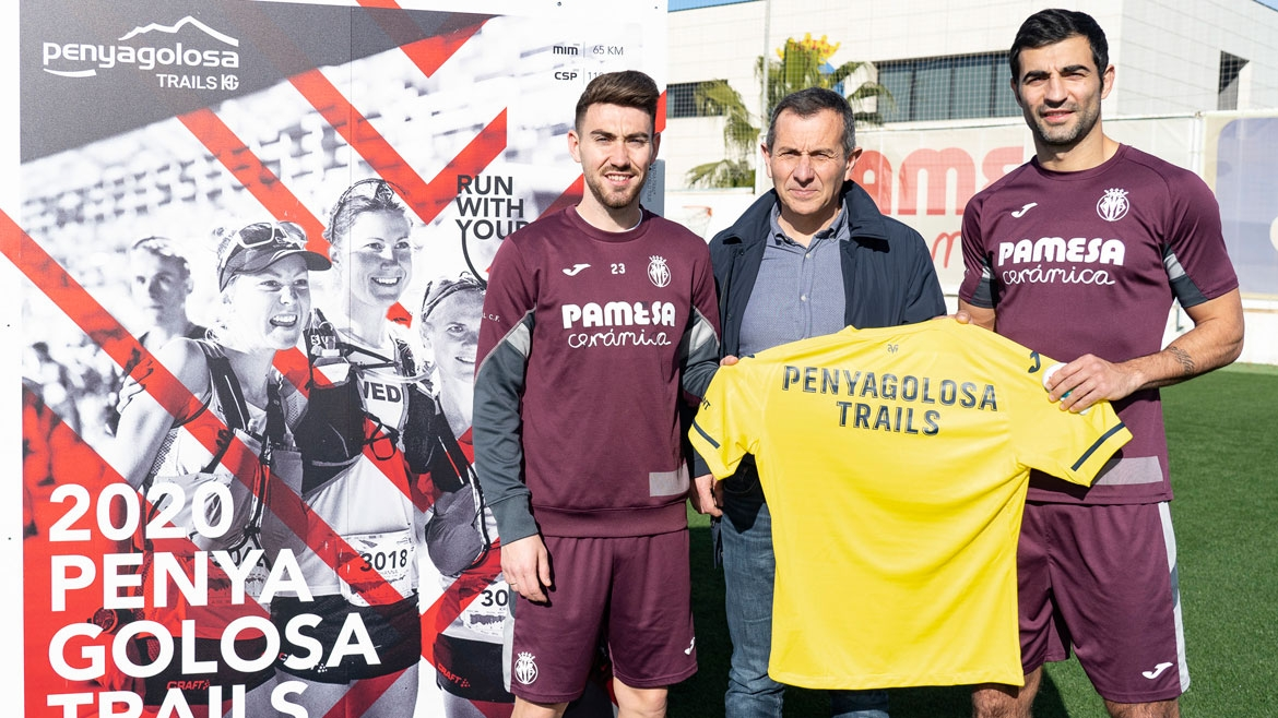 Villarreal supports the Penyagolosa Trails