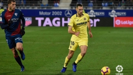 Villarreal-Huesca, domingo 28 de abril a las 18.30h