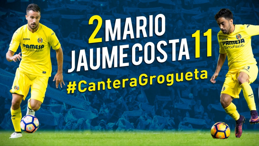 Mario and Jaume Costa extend their contracts with Villarreal CF for three more seasons.