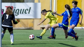 Support the ladies in their 'final' against Alhama!