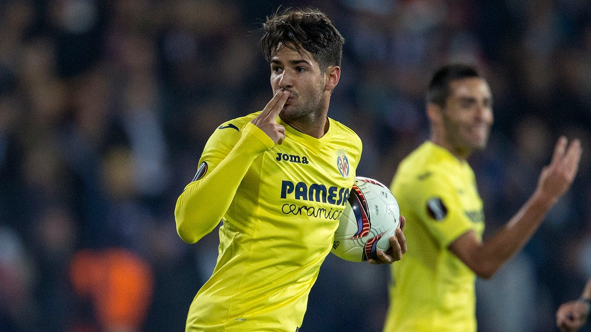 """Pato: """"I can't wait to play against Las Palmas"""""""