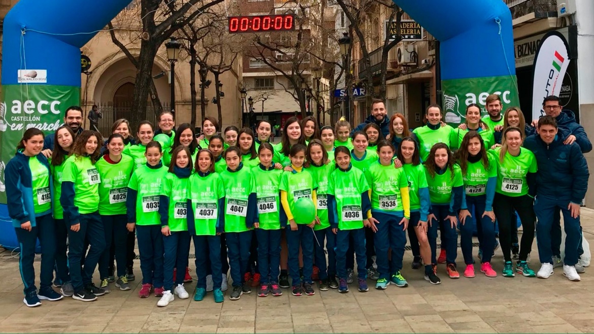 Villarreal urge you to run for a good cause