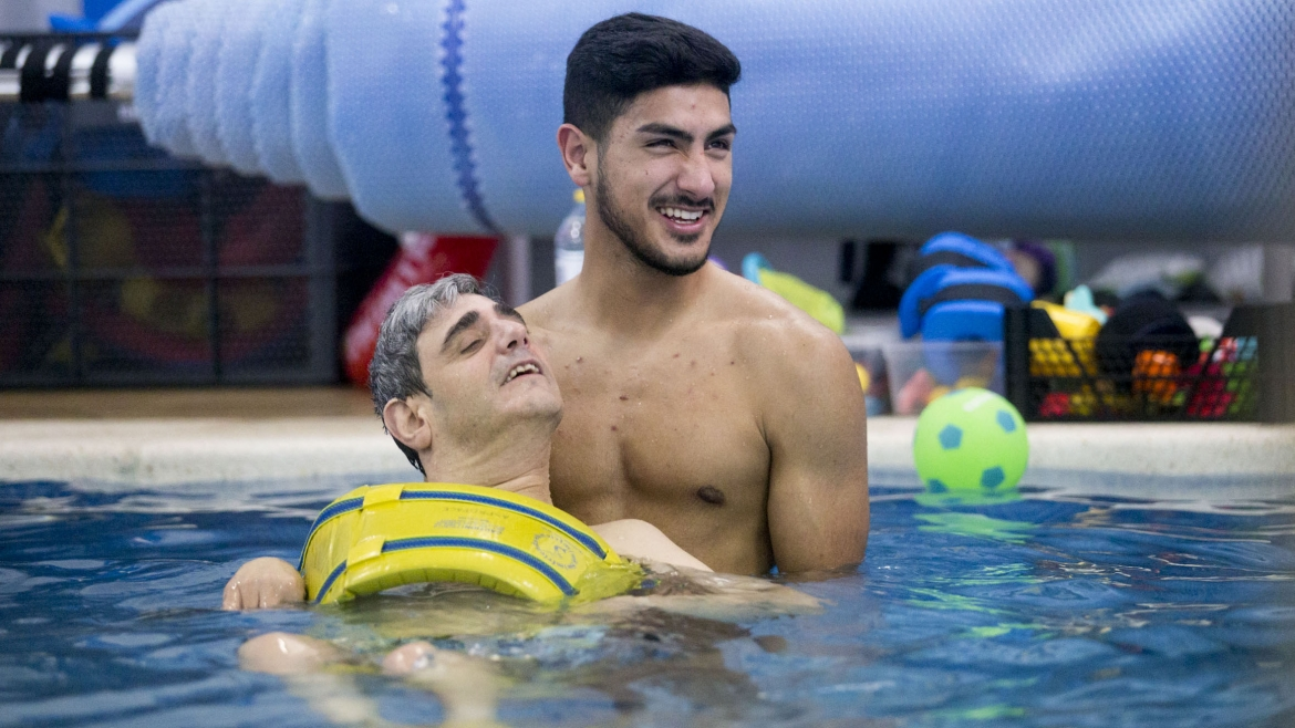 Villarreal C and Aspropace, pure emotion