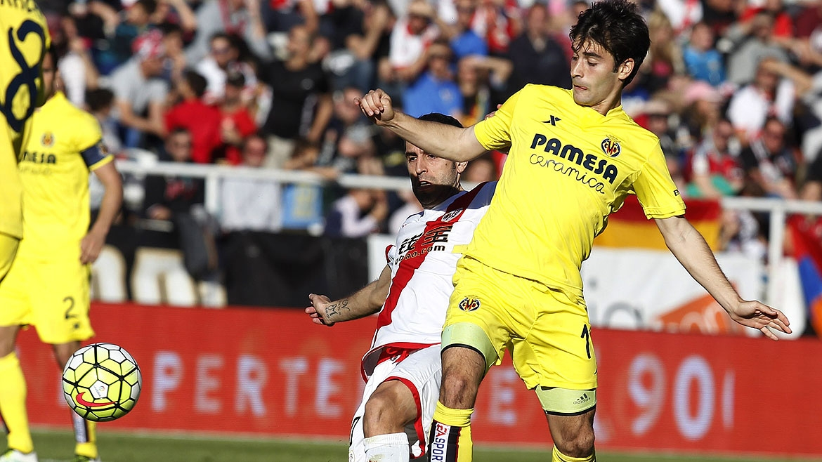 No reward at the Vallecas stadium (2-1)