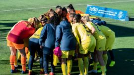 Weekend results for Villarreal CF sides