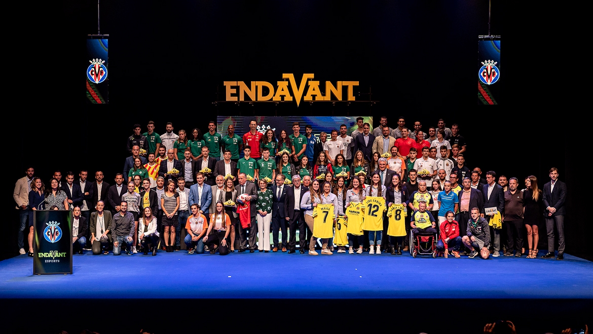 Endavant Esports shines in a memorable ceremony