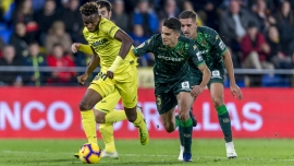 Betis-Villarreal, domingo 7 a las 20.45 horas