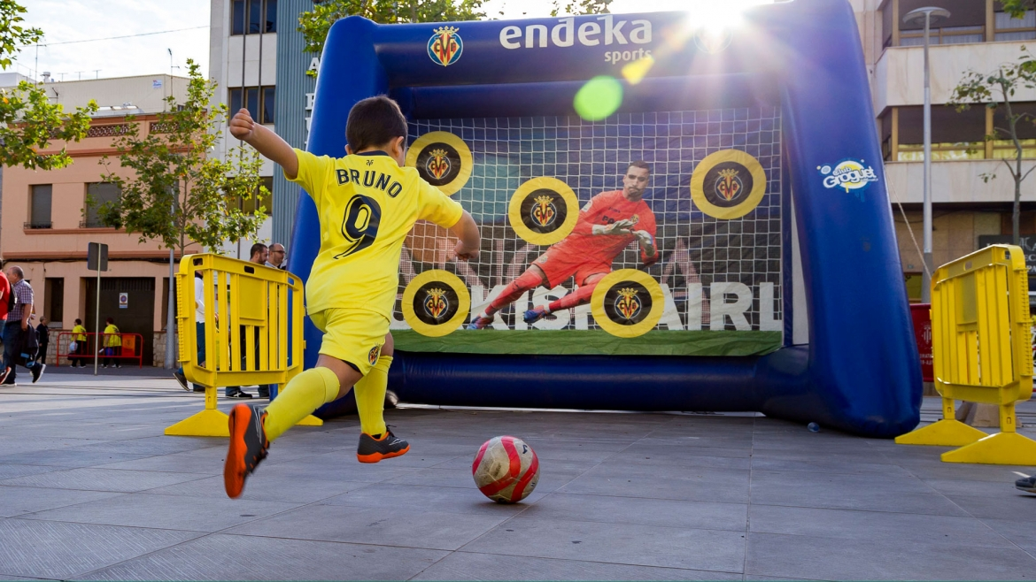 ¡Supera el Reto Groguet en la Fan Zone!