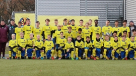 Villarreal Halland Academy gets off to a promising start