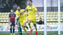 El Villarreal B está 'on fire' (4-1)
