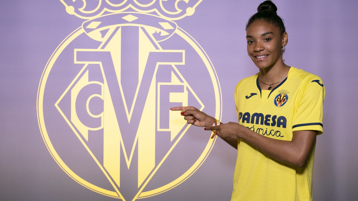 Villarreal Women sign… Salma Paralluelo!