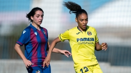 Salma Paralluelo, called up for Spain U17s
