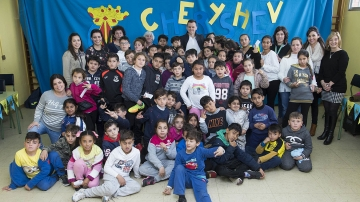 'Back to school' for Cheryshev at Guitarrista Tàrrega