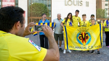 Villarreal CF TV brings you closer to the Submarine