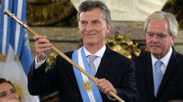President Macri will receive Villarreal CF