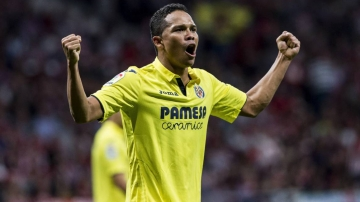 Colombia calls up Carlos Bacca