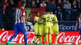 Villarreal say goodbye to the Vicente Calderón with a win (0-1)