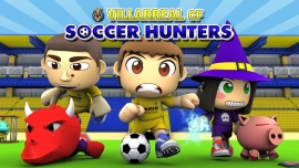 ¡Villarreal CF Soccer Hunters supera las 5.000 descargas!