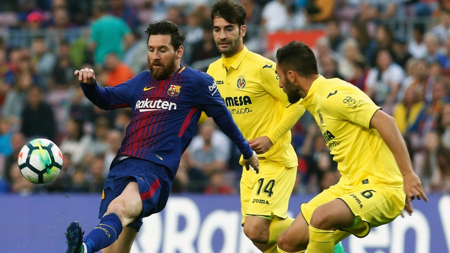 Barça vs Villarreal, Sunday 2nd at 6:30pm