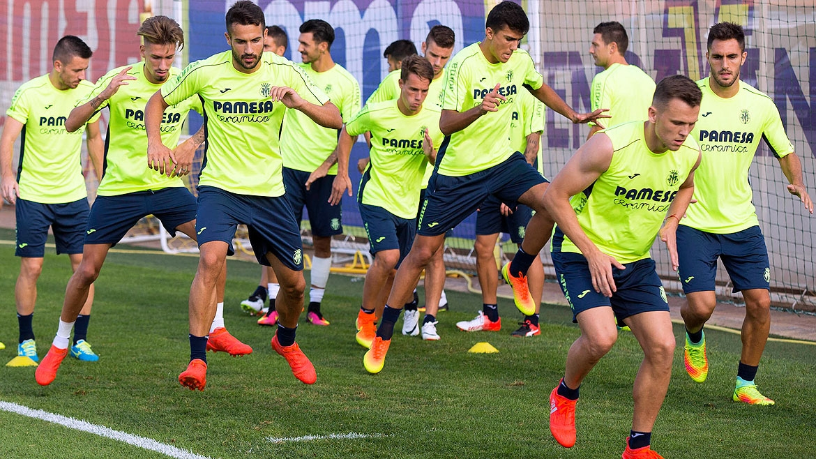 The Yellows will get back to work this Wednesday at the Villarreal CF Training Ground.
