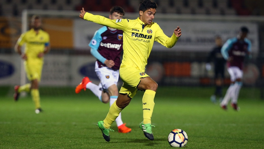 Villarreal U23 will take on Manchester United U23